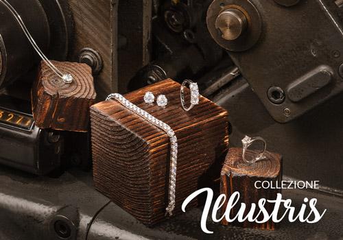 Silverx collezione Illustris
