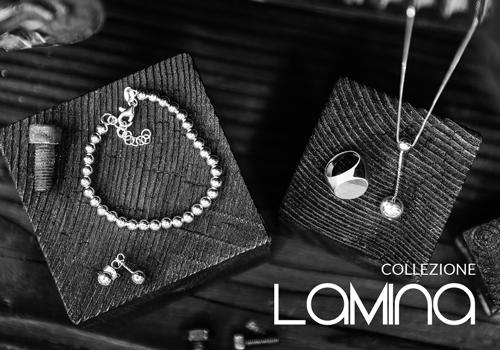 Silverx collezione Lamina