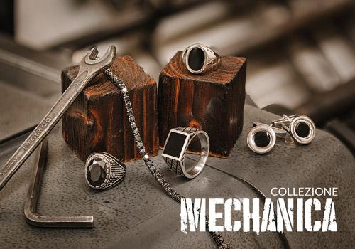 Silverx collezione Mechanica