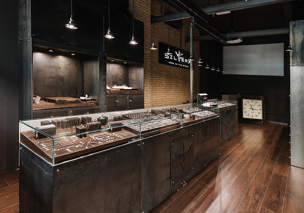 SilverX - Negozio Corso Buenos Aires Milano
