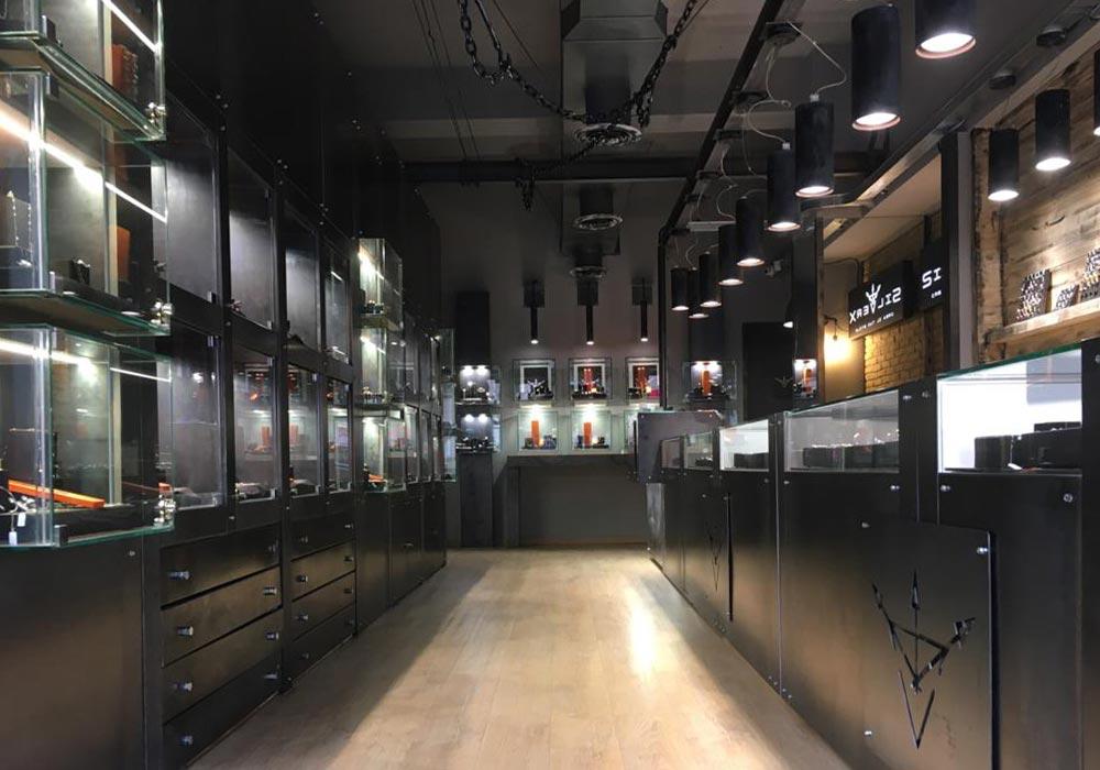 SilverX - Negozio via Torino Milano